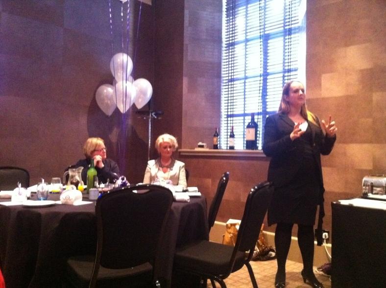 Claire Young - Apprentice Finalist, Motivational Speaker and Social Enterprise Champion
