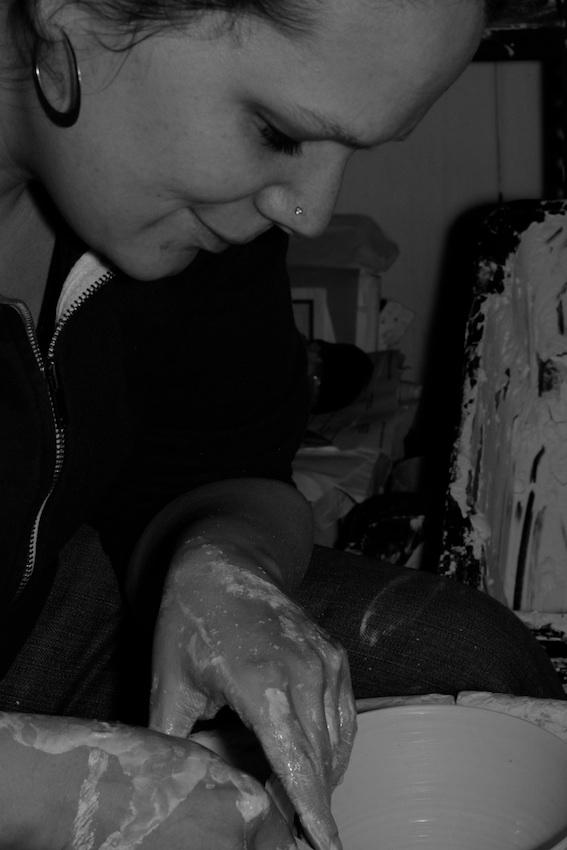 Rachel Dormer - ceramicist