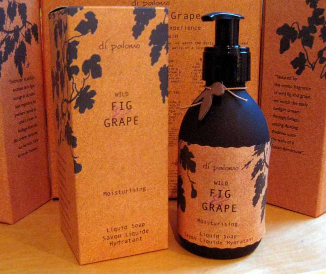 Wild Fig & Grape Liquid Soap