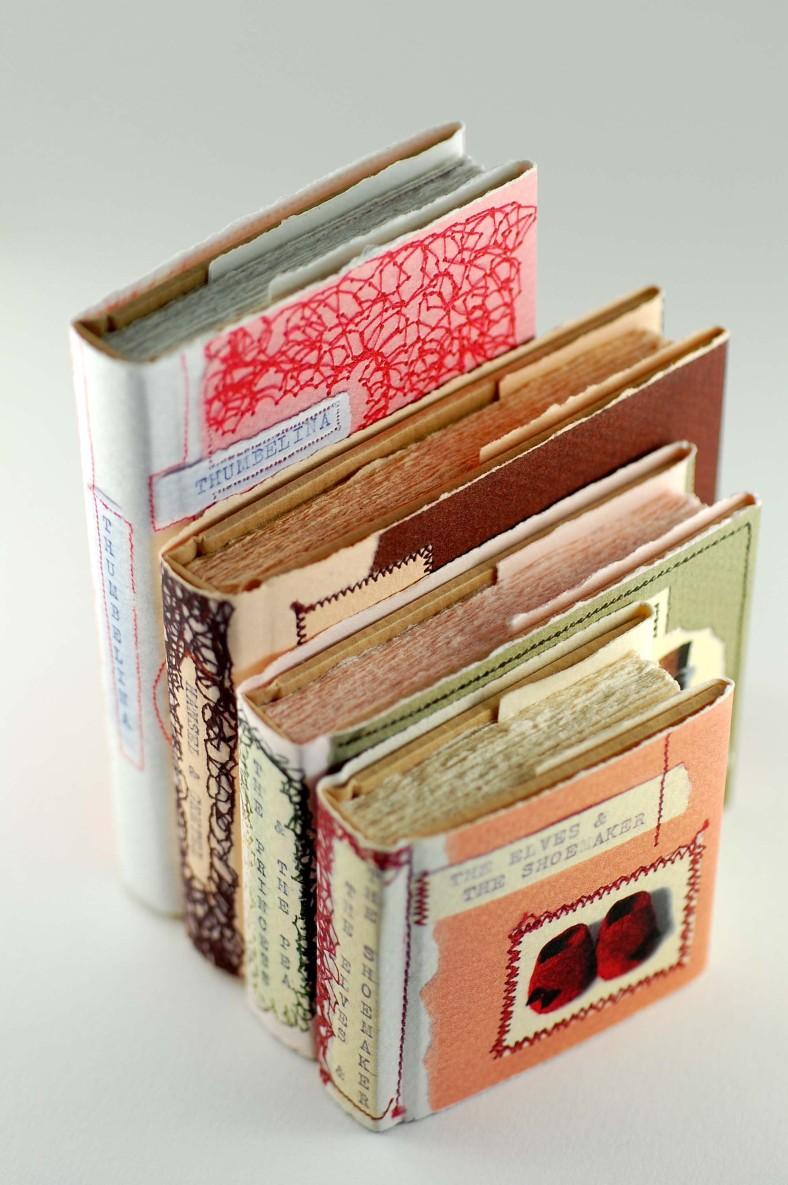 Artist books - Alix Swan