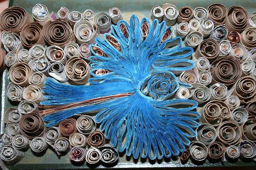 Book Sculpture - Bronia Sawyer
