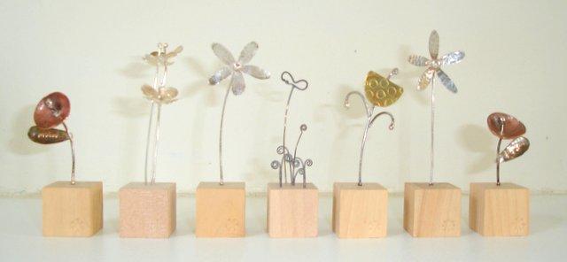 'Little Treasure' mini sculptures