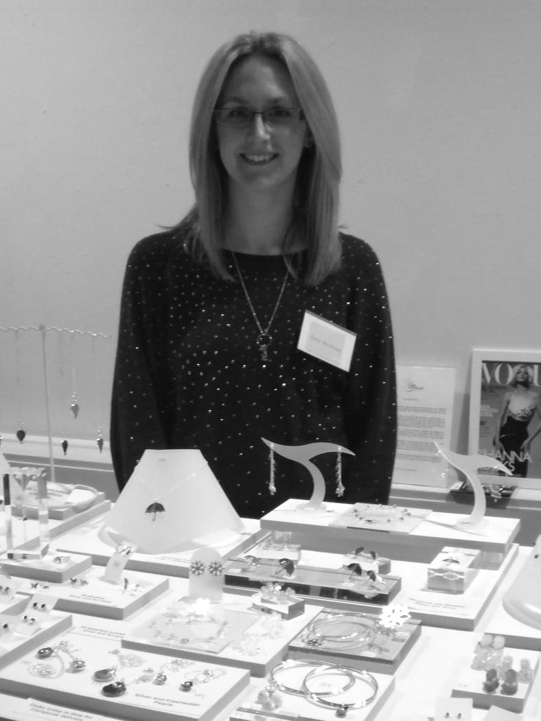 Kate Wimbush - jeweller