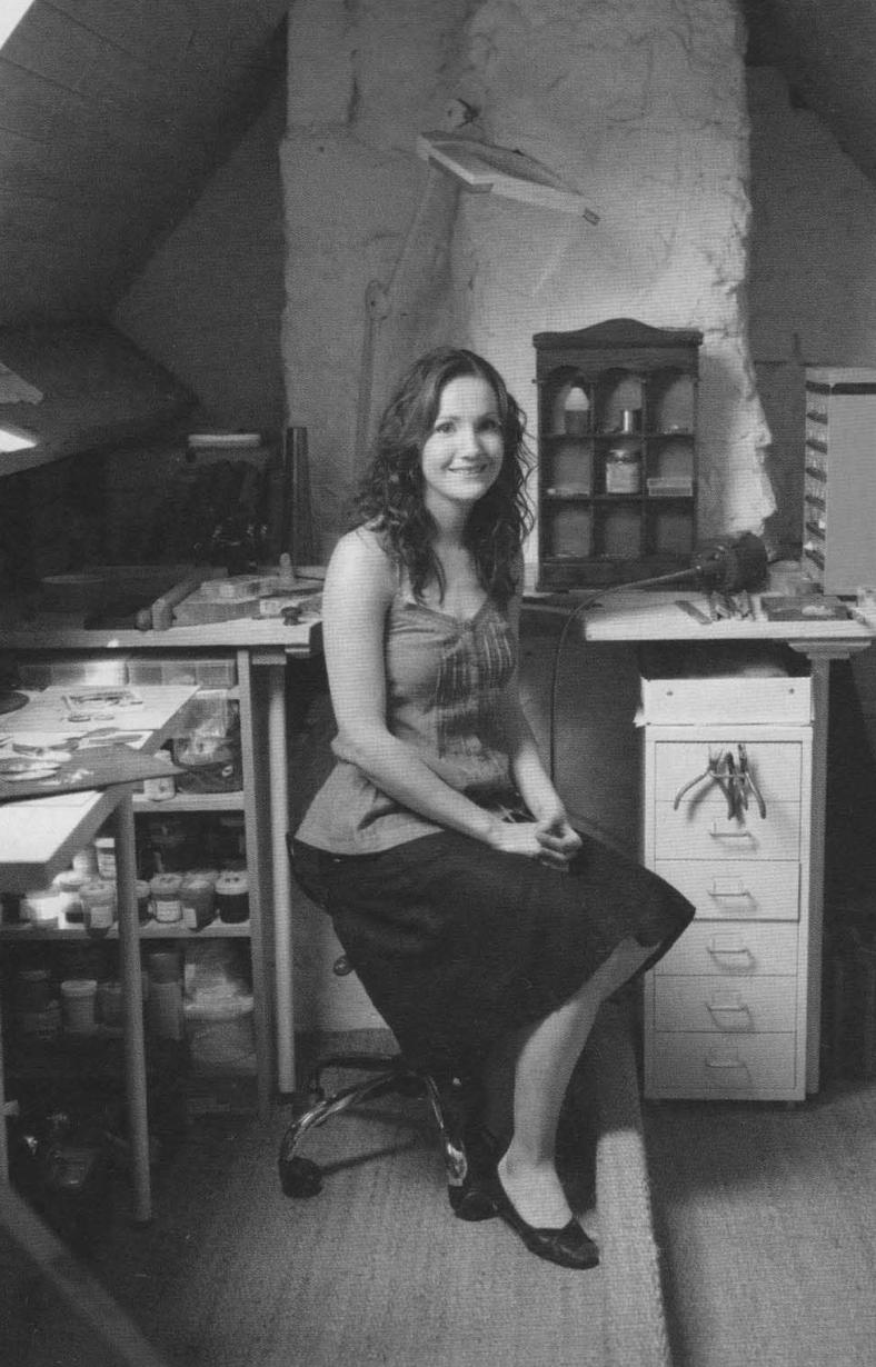 Katherine Richmond - jeweller