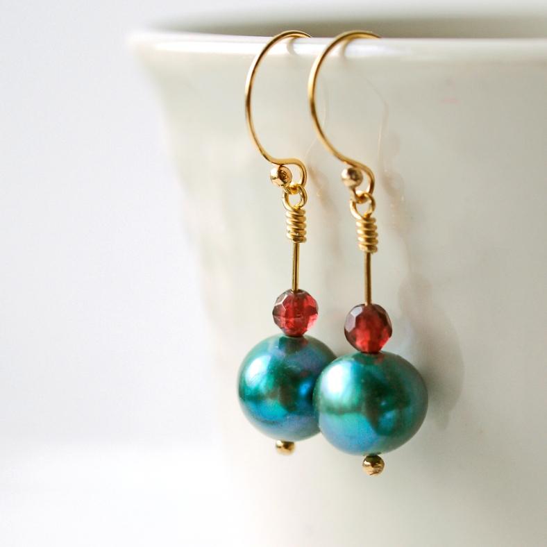 Vasilisa earrings