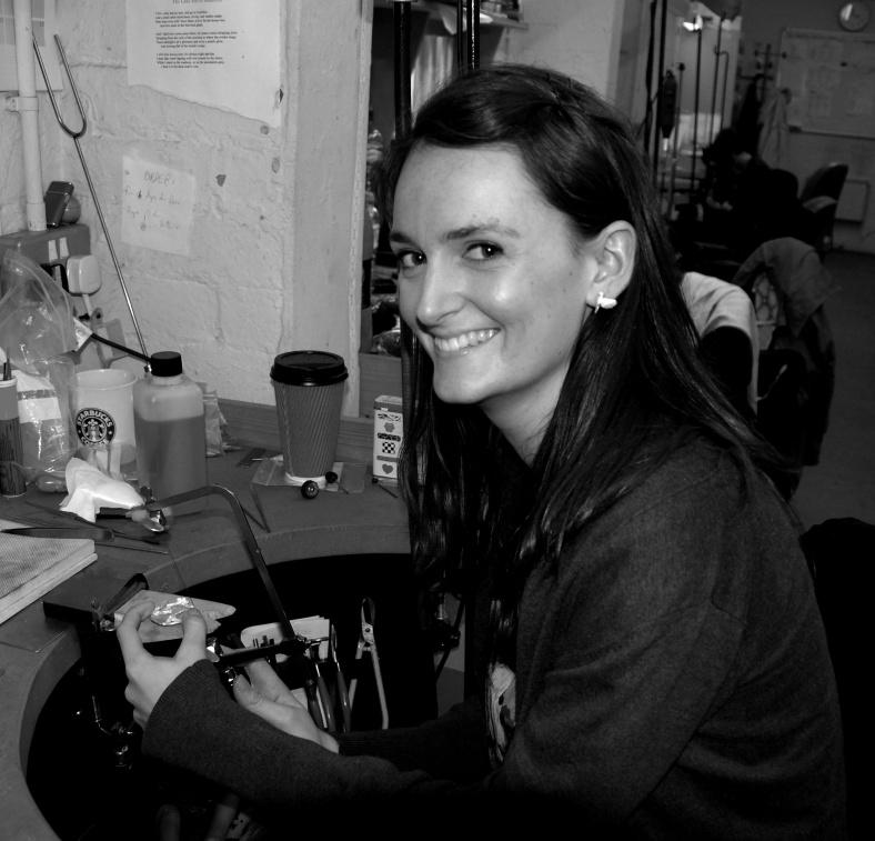 Alice Stewart - jeweller