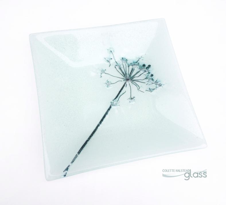 Colette Halstead Glass - Seedhead Dish