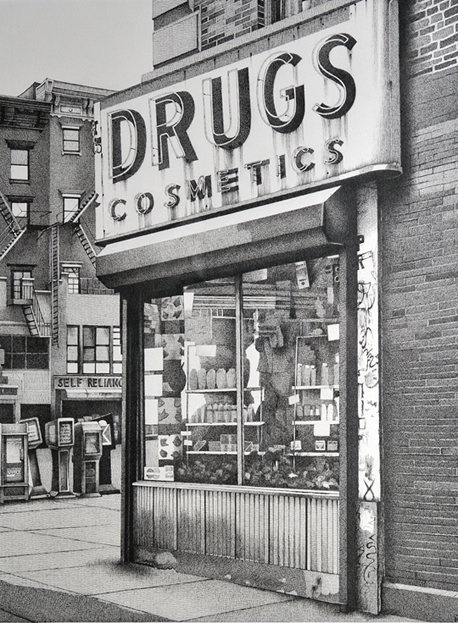 Drugstore Manhattan - Nick Tankard