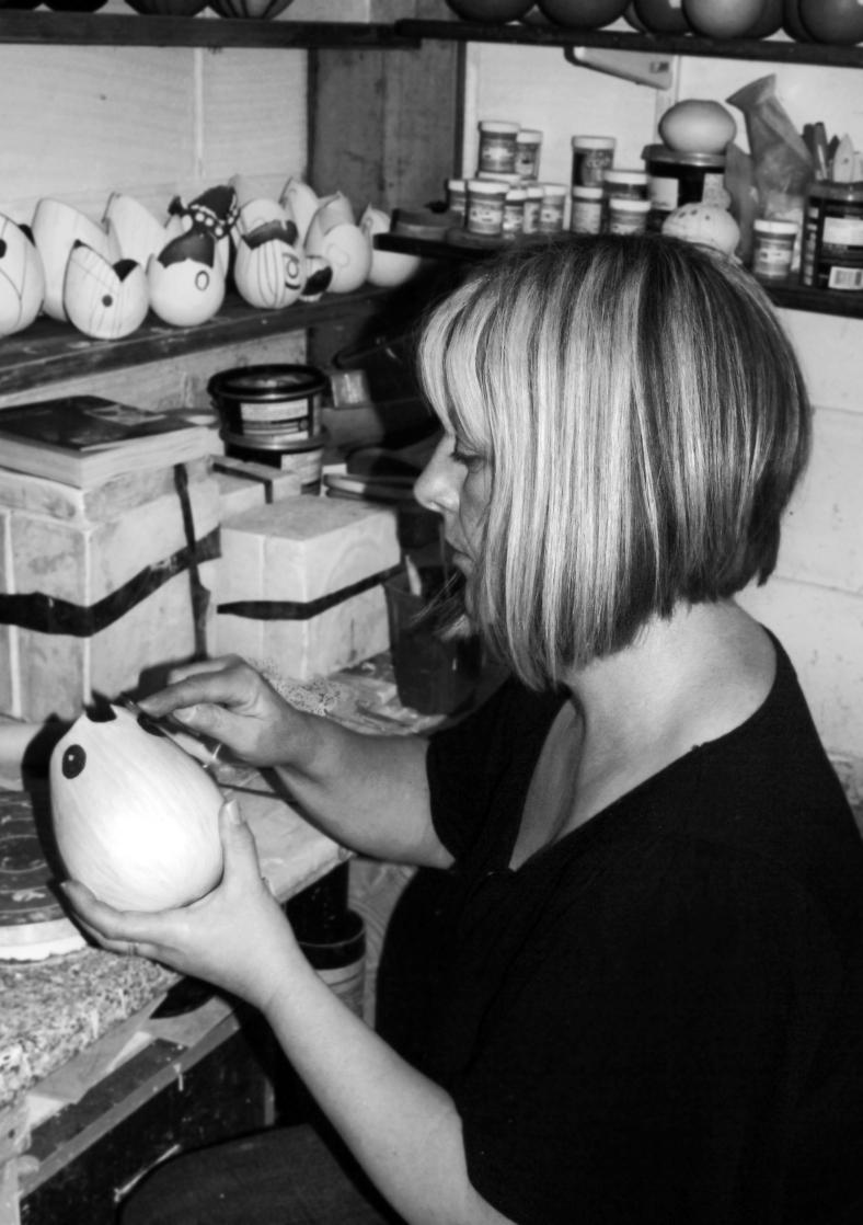 Fiona Mazza - Ceramicist