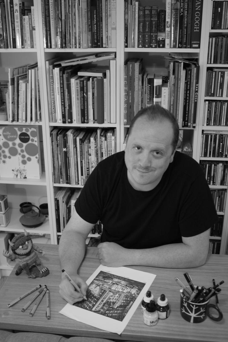 Nick Tankard - artist
