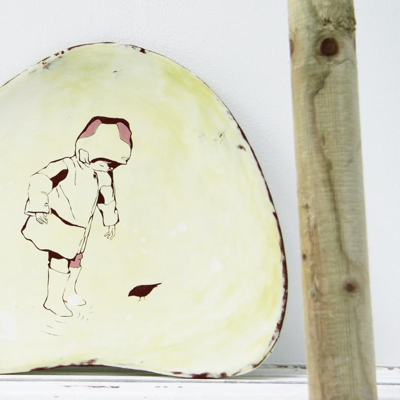 Suet Yi - wall plate