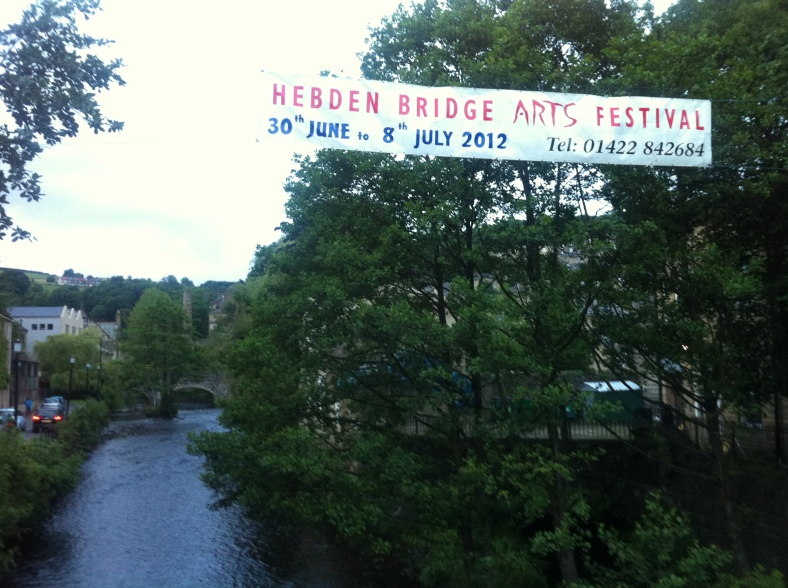 The Hebden Bridge Arts Festival