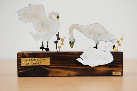A Lamentation of Swans - Fiona Cameron