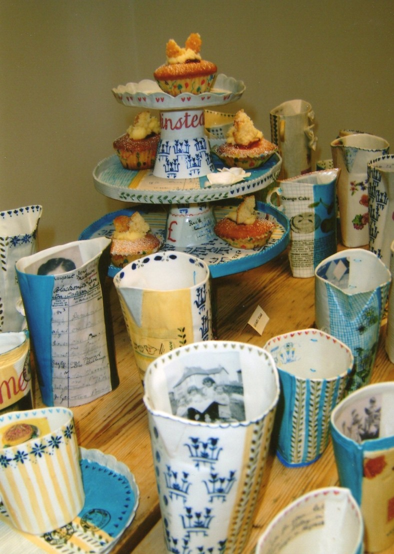 Group of Katie's ceramics