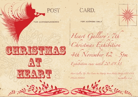 CHRISTMAS AT HEART SUNDAY 4TH NOVEMBER 12-5PM