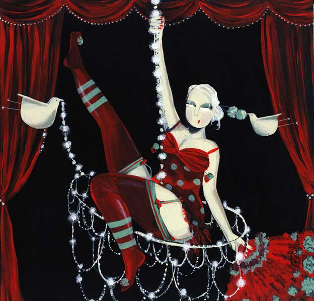 Angela Smyth - A Grand Entrance