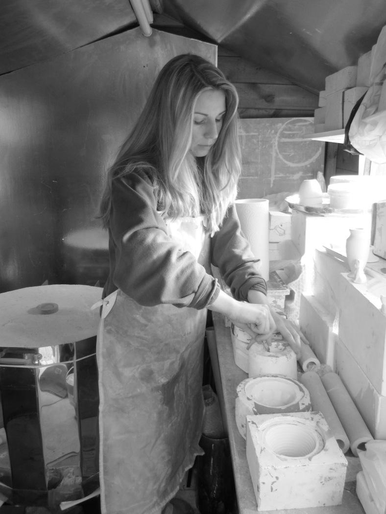 Ami Derbyshire - Ceramicist