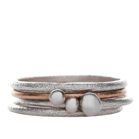 Becca Williams Seaside Stacking Rings