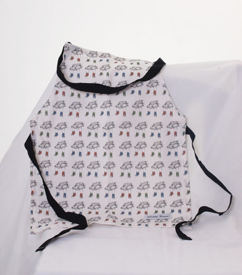 Child's apron from Dangling Leg range