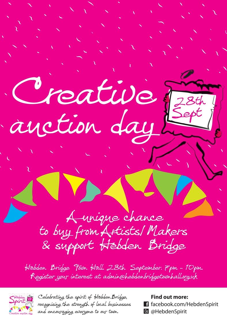 Hebden Spirit Creative Auction
