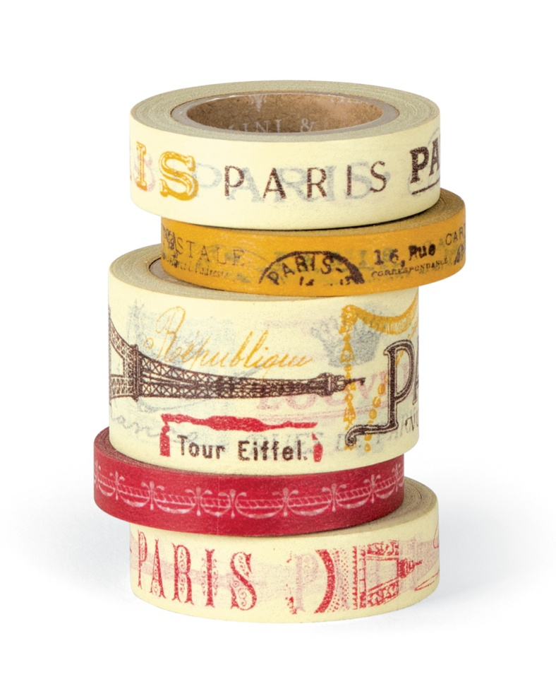 Paris paper tape