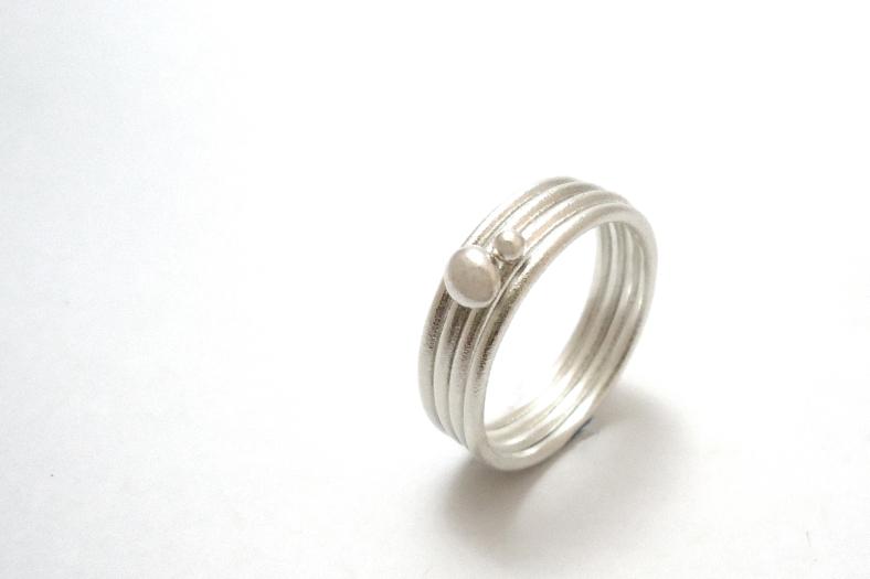 Stacking Seaside Rings