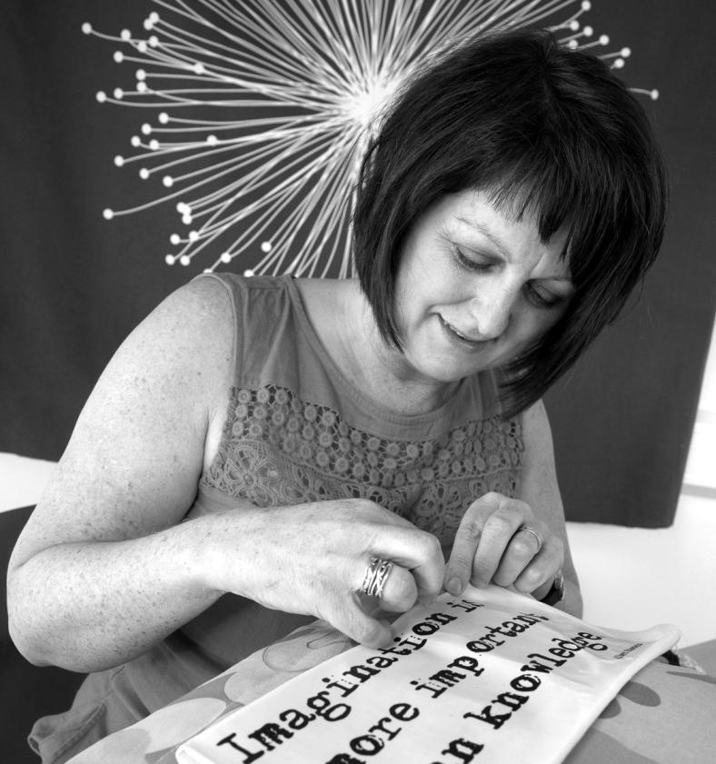 Jill Govier - textile artist