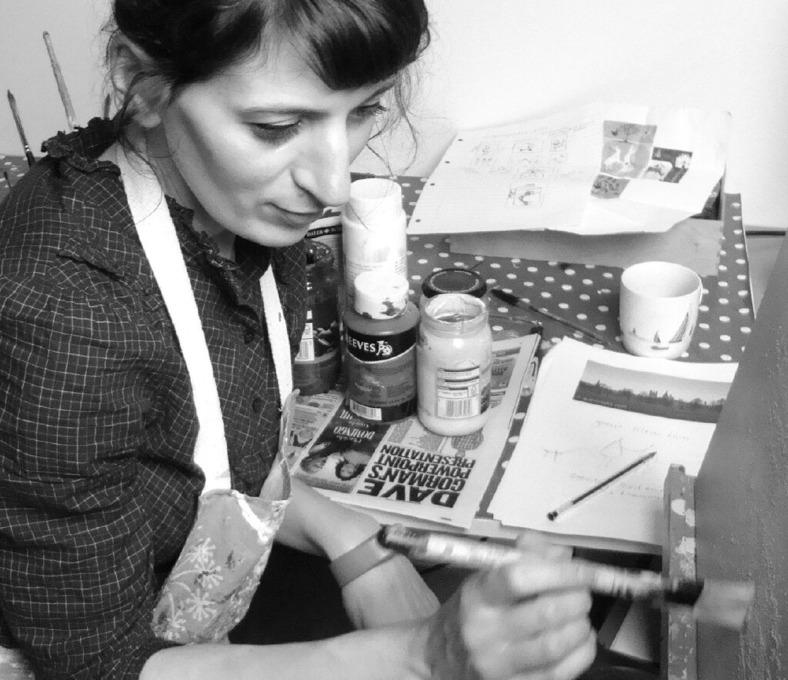 Julia Ogden - Artist
