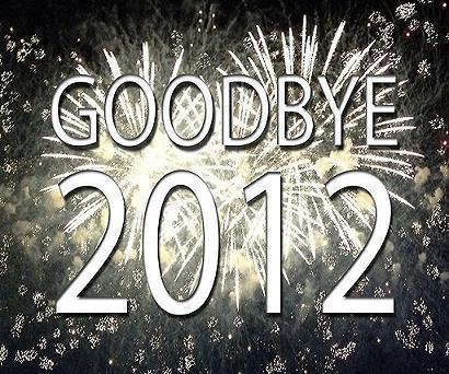 Goodbye 2012