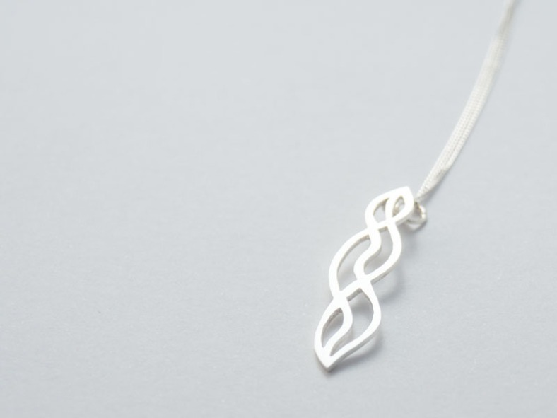 Ethical recycled silver jewelery