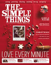 The Simple Things magazine - add it to your reading list x