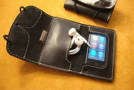ipod nano case, internal view