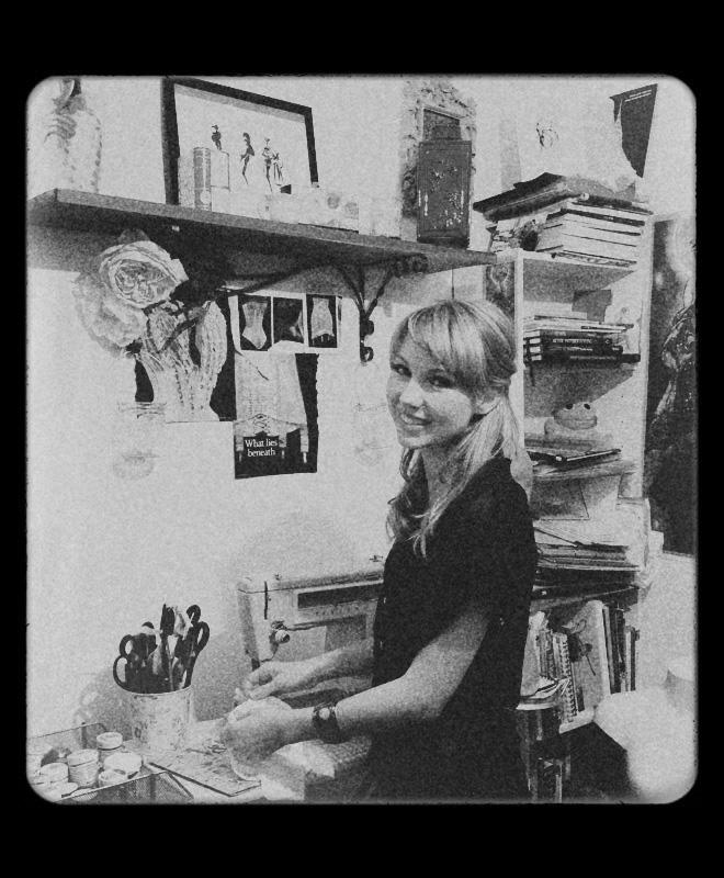 Sarita Jepps - Textile Artist