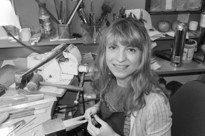 Amy Wilkinson - Jeweller