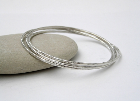 Dappled bangle