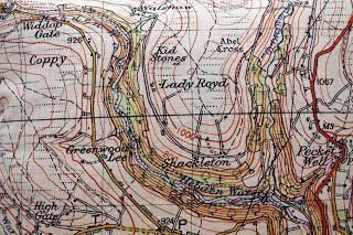 Hardcastle Crags (detail)