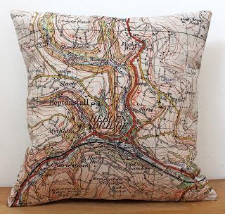 Hebden Bridge Cushion