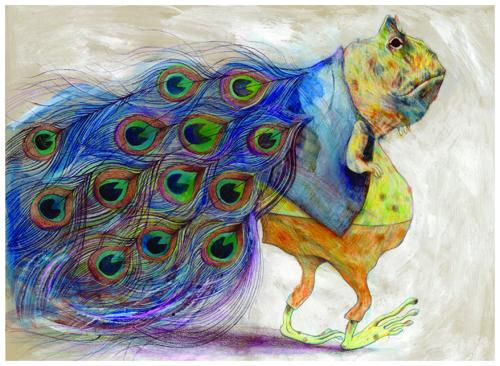 Talya Baldwin - illustration
