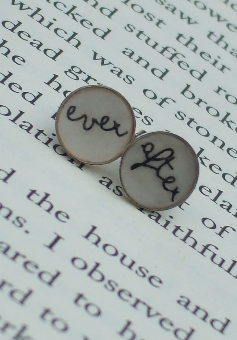 Ever After cufflinks