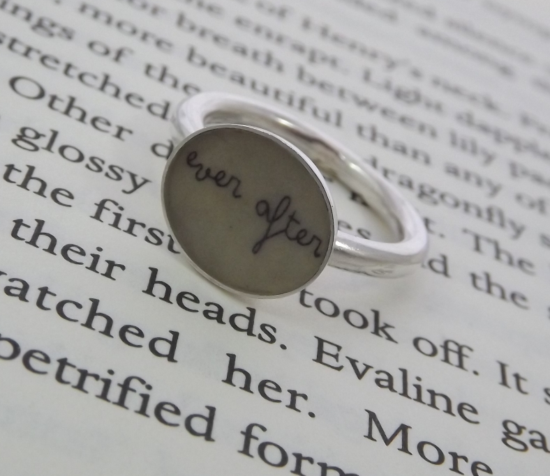 Ever After ring