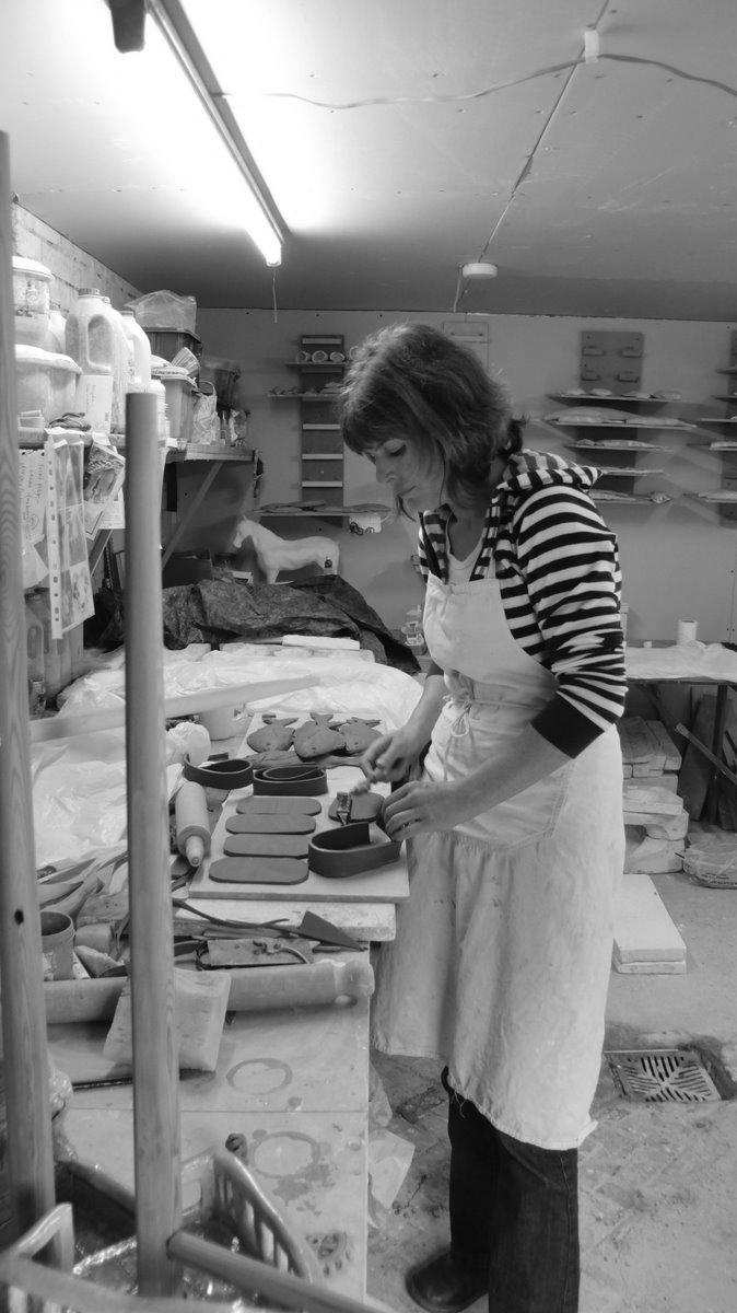 Fiona Bates - Ceramicist
