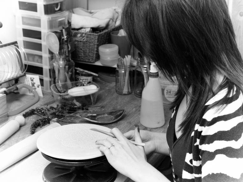 Cat Brown - Ceramicist