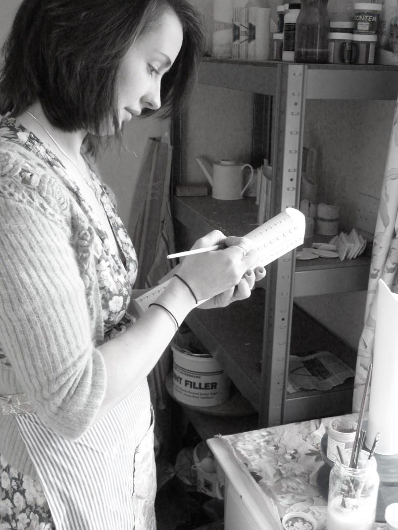 Charlotte Morrison - Ceramicist