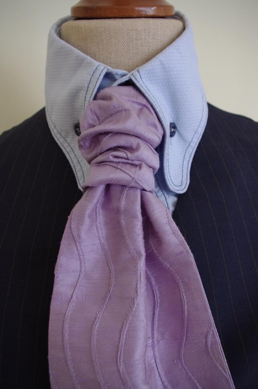 Silk Cravat - Clare Webster