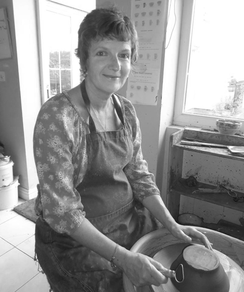 Jane Booth - Ceramicist