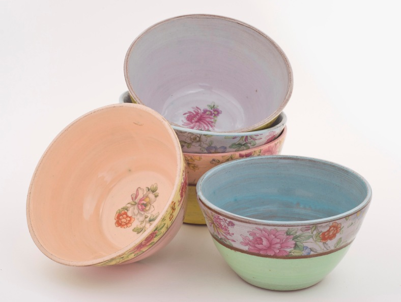 Jane's ceramic bowls