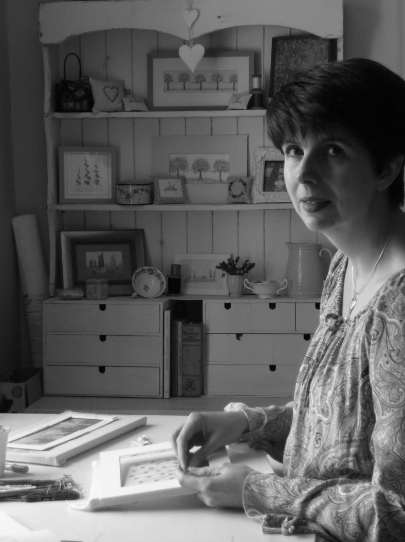 Jo butcher - Textile artist