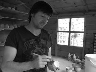 Adam Harvey - Ceramicist