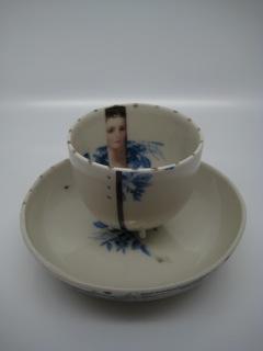 Small bowl and dish