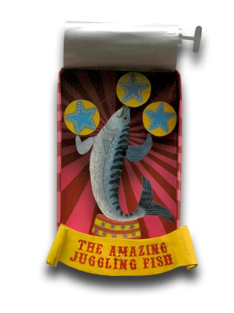 The Amazing Juggling Fish